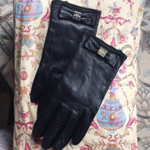 Kate Spade ♠️ leather gloves
